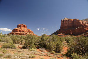 Bell Rock & Courthouse Butte