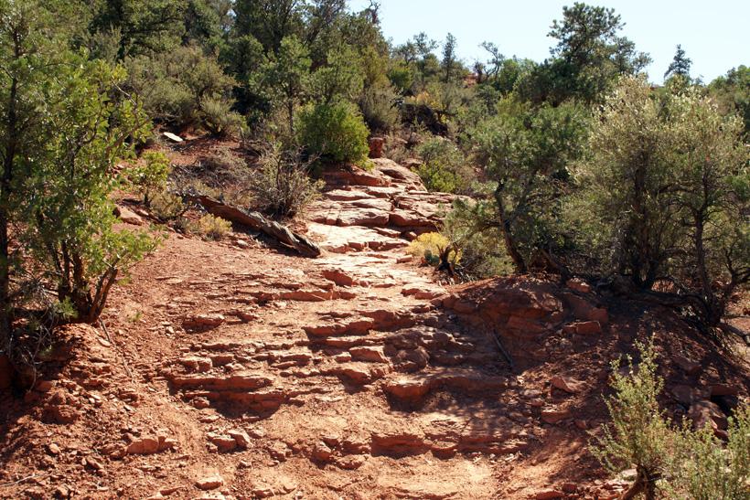 Broken Arrow Trail And Chicken Point Vista Hiking Sedona Az