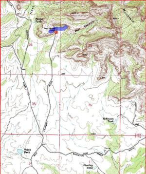 Map Of Arizona Indian Ruins.Palatki Heritage Site Indian Ruins And Pictographs Sedona Az